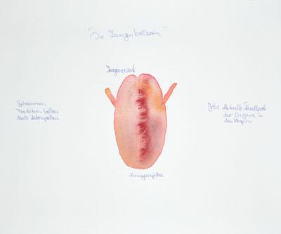 Zungenbrecherin (Zunge)