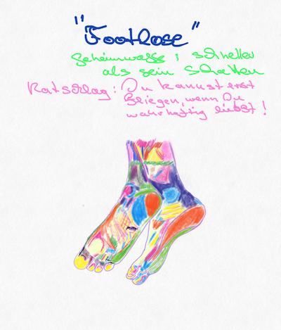 Footlose (Füße)